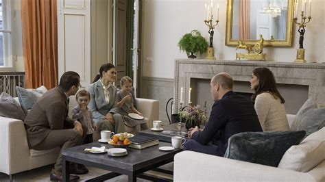 kate and william kate and william meet swedish royal couple s adorable