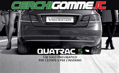 Quatrac 5 Auto Bild Allrad by Vredestein Quatrac 5 Perfetto Sia D Estate Che D Inverno