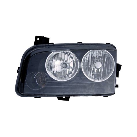 charger headlights dorman 174 dodge charger with factory halogen headlights