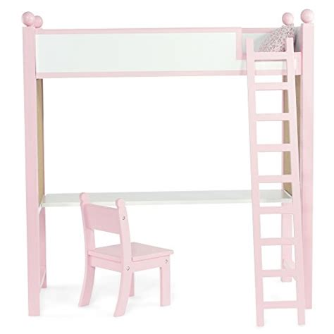 18 inch doll desk loft bed desk set fits american dolls 18 quot inch doll furniture new ebay