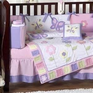 pink and purple butterfly flower collection baby