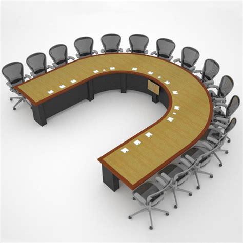 u shaped conference table u shape conference table design