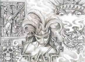 warrior jaguar aztec tattoo stencil photo 5 real photo