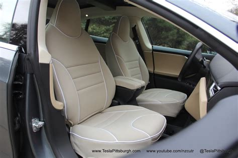 Subaru Outback Leather Interior Model S Front Seat Covers Review Outerwear For Your Inner