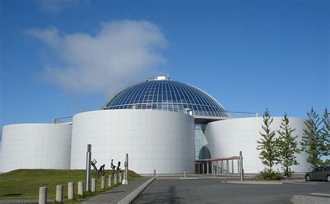 Exterior Home Design Gallery by Perlan Restaurant Reykjav 237 K Iceland Architecture Revived
