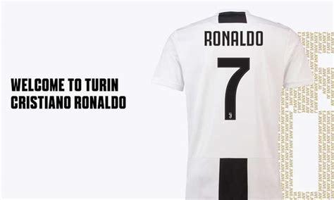 ronaldo juventus shirt het juventus ronaldo voetbalshirt en tenue voetbalshirts