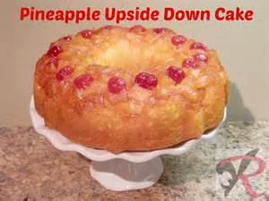 cake recipe cake mix pineapple upside down recipe