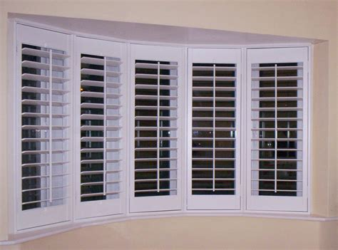 cheap bay window shutters are popular and perfectly versatile