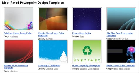 powerpoint 2010 templates free tips and tricks 171 poster