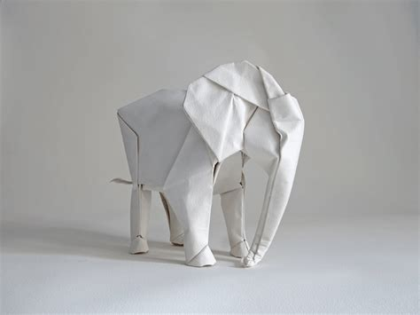Elephant Origami - sipho mabona is looking to create a size origami