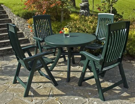 Patio Table Plastic Plastic Patio Table And Chair Sets Chairs Seating