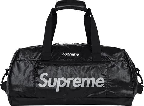 supreme bag supreme duffle bag