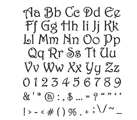 pattern writing font instant download fonts embroidery fonts designs