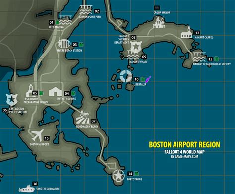 bobblehead terminal password boston airport region map fallout 4