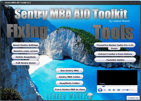 Manual Sentry Mba by Crackingkeys Crackingkeys Premium Accounts