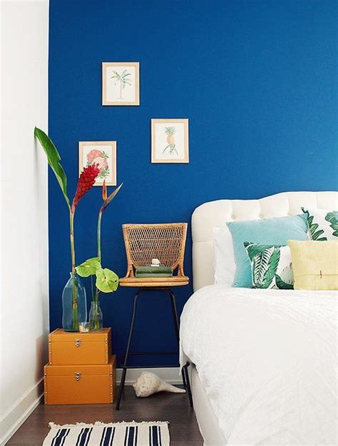 17 best ideas about blue accent walls on blue
