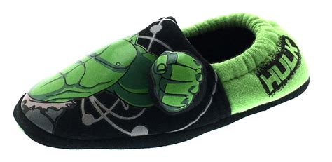 youth boys slippers boys marvel thor iron slippers