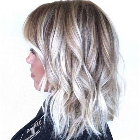 blonde streaks for greying hair 25 best ideas about blonde streaks on pinterest