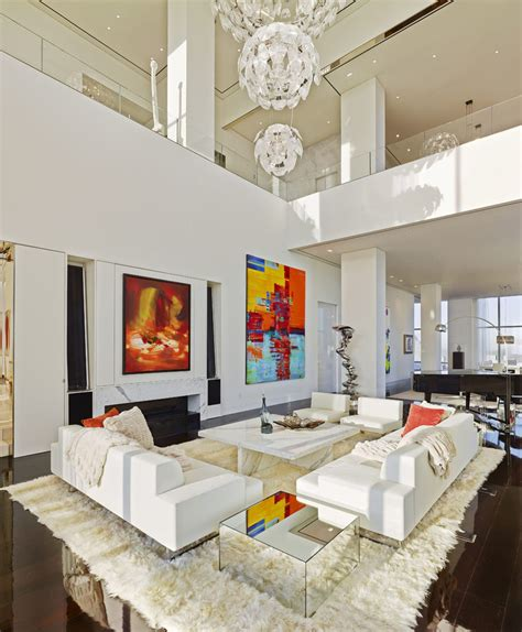 ultra luxury apartment design ultra luxury design a billionaire s penthouse in new york
