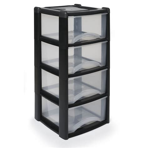 Black Plastic Drawers Black Plastic Storage Drawers Www Imgkid The Image
