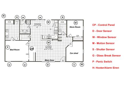 home security plan planning home alarm system home plan