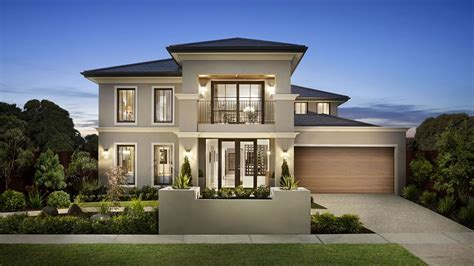 Visualization For Family House With Cream Color Interior In Greenvale Australia