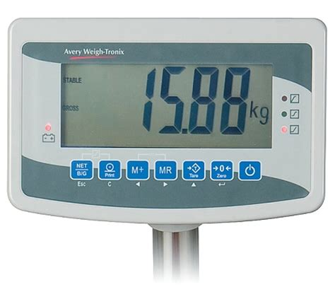 bench and floor scales products ae south africa avery awb 120 bench scale indicator weighcomm weighbridges in south africa