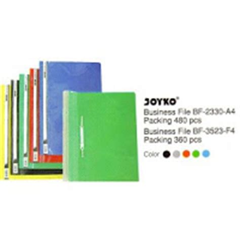 Joyko St Pad No 1 supplier stationery alat tulis kantor map business file