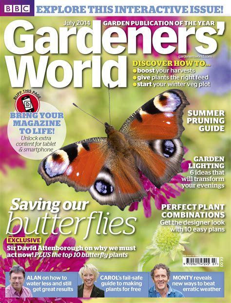 Gardeners World by Immediate Gardeners World Magazine Launches Second