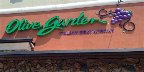 Gift Card Deals Olive Garden - olive garden apologizes to allofgarden blog offers 50 gift card ars technica