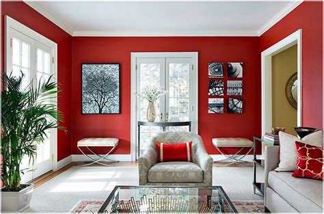 red walls living room wall art ideas for your living room wall d 233 cor pictures