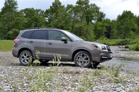 road subaru forester 2017 subaru forester road reviews msrp