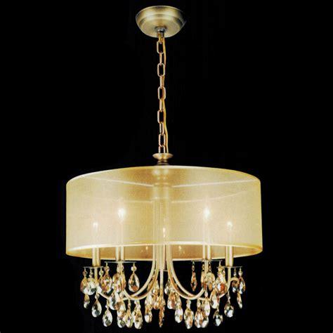 Brizzo Lighting Stores 22 Quot Organza Contemporary Round Contemporary Pendant Chandelier