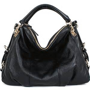 New genuine leather handbag shoulder bag tote women s handbags gift hobo satchel ebay