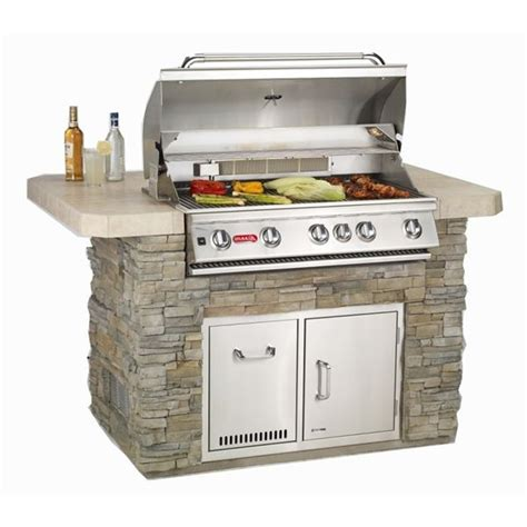 outdoor kitchen carts and islands bull outdoor kitchen bull outdoor master q grilling island woodlanddirect com
