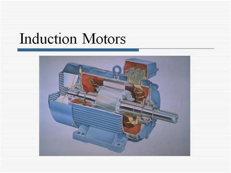 electrical machines induction motors pdf energy efficient induction motors pdf 28 images what s the difference between ac induction