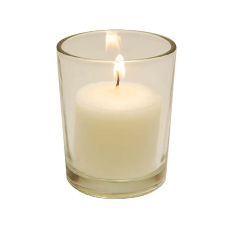 votives candles 72ct 10hr with 12 clear glass votive