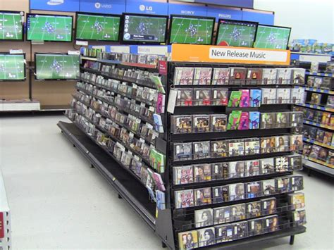 walmart shrinking cd section the beat jason k ventura