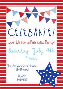 items similar to patriotic invitations for memorial day 4th of july or labor day