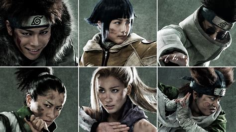 film naruto real live action naruto play saved the best cast pictures for