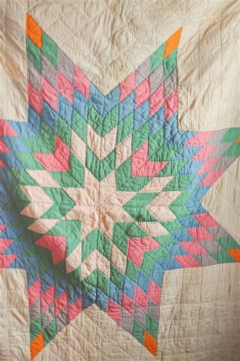 Patchwork Quilt Cutters - vintage handmade patchwork quilt cutter 1920s