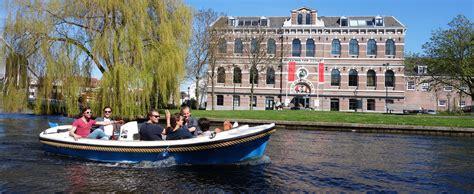 sloep huren leiden bootjes en broodjes - Sloep Kopen Leiden