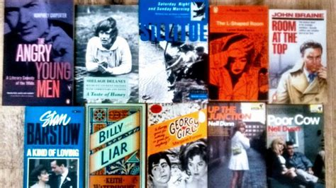kitchen sink realism books of the 1950s 1960s