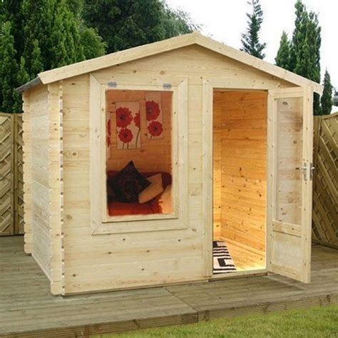 Cost Of Tiny House how to build a log cabin playhouse diy projects for