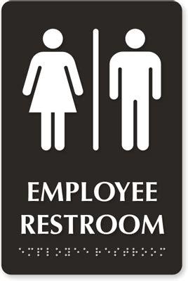 employee bathroom ladies only bathroom signs www pixshark com images