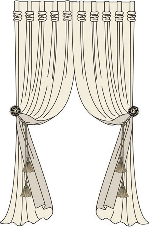 curtain outline 17 best images about curtains outline on pinterest roman