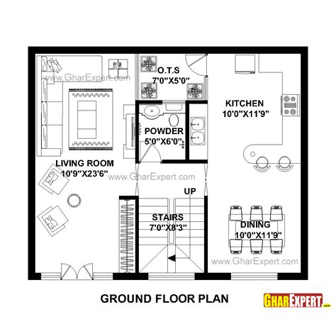 10 Foot By 25 Foot Floor Plan by House Plan For 30 By 25 Plot Plot Size 83