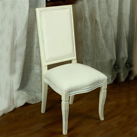 chaise tapissier ref t129 l atelier du moulin de provence