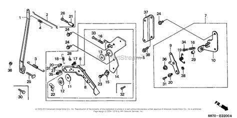 honda g150 engine diagram honda gx160 diagram wiring