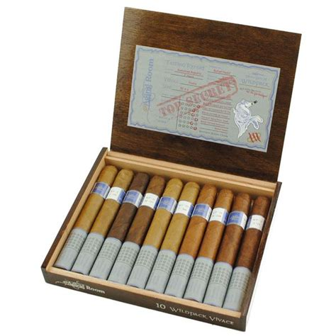 Aging Room by Aging Room Wildpack Sler Nh Cigars